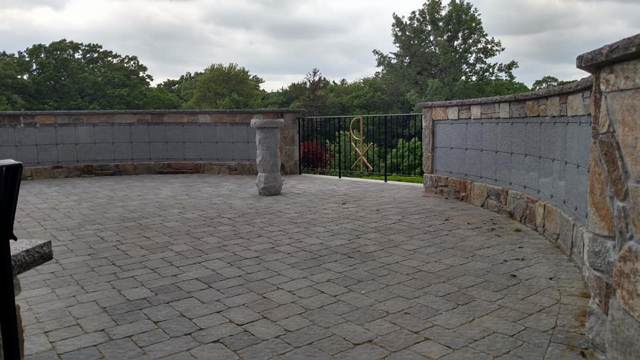 Example of a columbarium similar to the one being constructed.